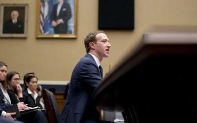 Paseando el «capitalismo de vigilancia» por el Congreso de Estados Unidos